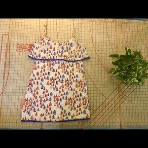 Joy Joy sailboat dress size XS